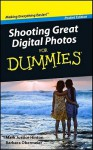 Shooting Great Digital Photos for Dummies, Pocket Edition - Mark Justice Hinton, Barbara Obermeier