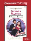 A Woman Accused - Sandra Marton