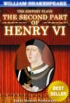 Henry VI, part 2 - Kiddy Monster Publication, William Shakespeare