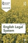 English Legal System Lawcards 2012-2013 - Routledge
