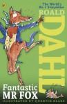 Fantastic MR Fox - Quentin Blake, Roald Dahl