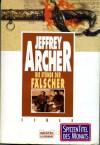 Die Stunde der Fälscher - Lore Straßl, Jeffrey Archer