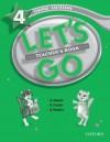 Let's Go 4 Teacher's Book - Ritsuko Nakata, Karen Frazier, Barbara Hoskins, Carolyn Graham