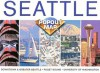 Rand Mc Nally Seattle Popout Map: Double Map (Popout Map) - Rand McNally