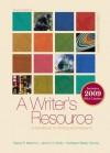 A Writer's Resource (spiral-bound) 2009 MLA Update, Student Edition - Elaine Maimon, Janice Peritz, Kathleen Yancey