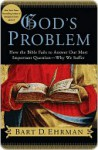 God's Problem - Bart D. Ehrman
