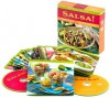 Salsa!:Recipes for Latin Dishes with Sizzling Salsa Music (MusicCooks: Recipe Cards/Music CD/DVD) - Sharon O'Connor