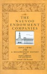 The Nauvoo Endowment Companies, 1845-1846: A Documentary History - Devery S. Anderson, Gary James Bergera