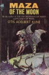 Maza of the Moon - Otis Adelbert Kline, Frank Frazetta