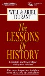 The Lessons of History (Audio) - Will Durant