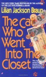 The Cat Who Went Into The Closet (Cat Who... (Audio)) - Lilian Jackson Braun, Dick Van Patten
