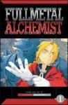 Fullmetal Alchemist 1 - Hiromu Arakawa, Juha Mylläri
