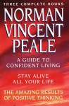 Norman Vincent Peale: A New Collection of Three Complete Books - Norman Vincent Peale, Wings Books