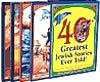 The 40 Greatest Jewish Stories Ever Told! - Barbara Diamond Goldin, Gloria Goldreich