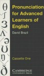 Pronunciation for Advanced Learners of English - David Brazil