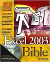 Excel 2003 Bible [With CDROM] - John Walkenbach