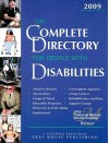 The Complete Directory for People with Disabilities: A Comprehensive Source Book for Individuals and Professionals - Laura Mars-Proietti