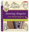 Drawing Dragons Kit: A complete drawing kit for beginners - Michael Dobrzycki