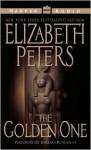 The Golden One (Amelia Peabody, #14) - Elizabeth Peters, Barbara Rosenblat