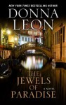 The Jewels of Paradise (Thorndike Press Large Print Mystery Series) - Donna Leon