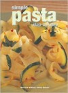 Simple Pasta Step by Step (CL) - Gina Steer