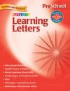 Learning Letters, Grade Preschool - School Specialty Publishing, Spectrum