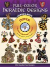 Full-Color Heraldic Designs CD-ROM and Book - Dover Publications Inc.