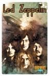 Rock 'n' Roll Comics: Led Zeppelin - Spike Steffenhagen, Jay Allen Sanford