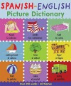 Spanish-English Picture Dictionary - Catherine Bruzzone, Louise Millar