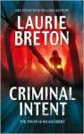 Criminal Intent - Laurie Breton
