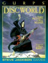 GURPS Discworld: Adventures on the Back of the Turtle - Phil Masters, Terry Pratchett, Steve Jackson, Paul Kidby