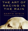 The Art of Racing in the Rain CD - Garth Stein