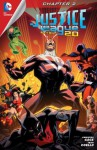 Justice League Beyond 2.0 (2013- ) #2 - Christos Gage, Iban Coello