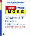 MCSE Testprep: Windows NT Server 4 Enterprise - New Riders Development Group