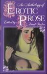 An Anthology Of Erotic Verse - Derek Parker