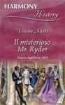 Il misterioso Mr. Ryder - Louise Allen