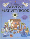 The Usborne Advent Nativity Book [With 24 Pop-Out Pieces] - Gillian Doherty, Felicity Brooks