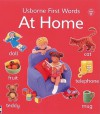 At Home (First Words Board Book) - Jo Litchfield