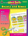 Dr. Fry's Word Sorts: Working with Onsets and Rimes - Edward B. Fry