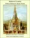 Mediaeval London - William Benham &amp Welch, Charles