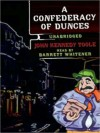 A Confederacy of Dunces (MP3 Book) - John Kennedy Toole, Barrett Whitener