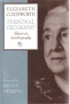 Personal Geography: Almost an Autobiography - Elizabeth Coatsworth