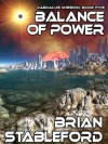 Balance of Power: Daedalus Mission, Book Five - Brian Stableford