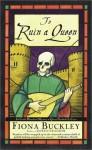 To Ruin A Queen - Fiona Buckley