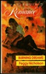 Burning Dreams - Peggy Nicholson