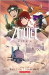 The Cloud Searchers (Turtleback School & Library Binding Edition) (Amulet (Prebound)) - Kazu Kibuishi