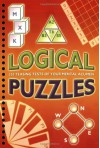 Logical Puzzles PB Spiral Bound - chartwell books