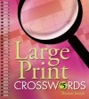Large Print Crosswords #5 - Thomas Joseph