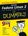 Red Hat Fedora Linux 2 All-In-One Desk Reference for Dummies [With CDROM] - Nabajyoti Barkakati