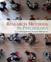 Research Methods in Psychology: Investigating Human Behavior - Paul G. Nestor, Russell K. Schutt